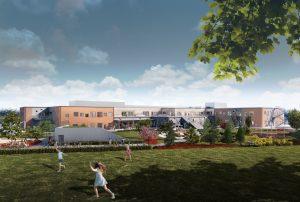 Ny skola i Ystad